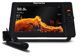 "Эхолот-картплоттер Raymarine Element 7 - 7"" Chart Plotter with CHIRP Sonar, HyperVision, Wi-Fi, GPS, HV-100 transducer, No Chart"